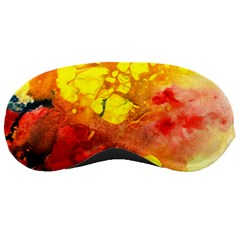 Fire, Lava Rock Sleeping Masks by timelessartoncanvas