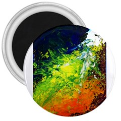 Abstract Landscape 3  Magnets
