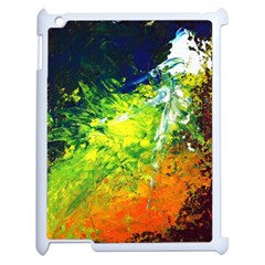 Abstract Landscape Apple Ipad 2 Case (white)
