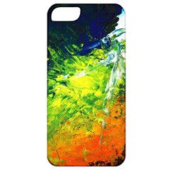 Abstract Landscape Apple Iphone 5 Classic Hardshell Case