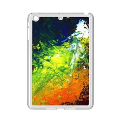Abstract Landscape Ipad Mini 2 Enamel Coated Cases