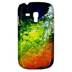 Abstract Landscape Samsung Galaxy S3 Mini I8190 Hardshell Case