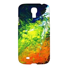Abstract Landscape Samsung Galaxy S4 I9500/i9505 Hardshell Case