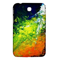 Abstract Landscape Samsung Galaxy Tab 3 (7 ) P3200 Hardshell Case