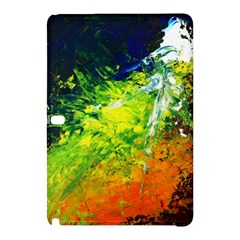 Abstract Landscape Samsung Galaxy Tab Pro 10 1 Hardshell Case