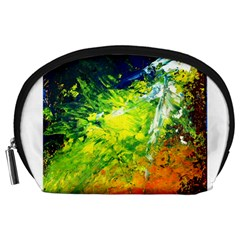 Abstract Landscape Accessory Pouches (large)