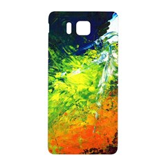 Abstract Landscape Samsung Galaxy Alpha Hardshell Back Case