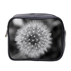Modern Daffodil Seed Bloom Mini Toiletries Bag 2 Side by timelessartoncanvas