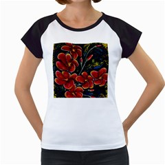 Hawaii Is Calling Women s Cap Sleeve T by timelessartoncanvas