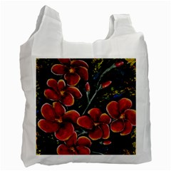 Hawaii Is Calling Recycle Bag (two Side)  by timelessartoncanvas