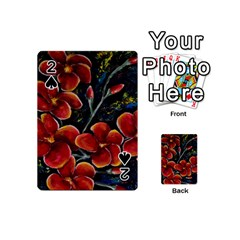 Hawaii Is Calling Playing Cards 54 (mini)  by timelessartoncanvas