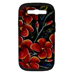 Hawaii Is Calling Samsung Galaxy S Iii Hardshell Case (pc+silicone)