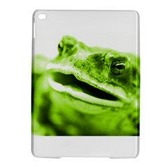 Green Frog Ipad Air 2 Hardshell Cases by timelessartoncanvas