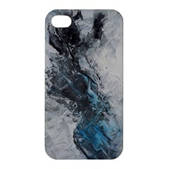 Ghostly Fog Apple Iphone 4/4s Premium Hardshell Case by timelessartoncanvas