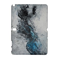 Ghostly Fog Samsung Galaxy Note 10 1 (p600) Hardshell Case by timelessartoncanvas