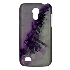 The Power Of Purple Galaxy S4 Mini by timelessartoncanvas
