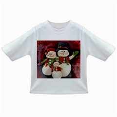 Snowman Family No. 2 Infant/Toddler T-Shirts