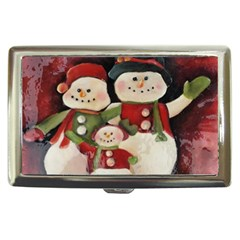 Snowman Family No. 2 Cigarette Money Cases