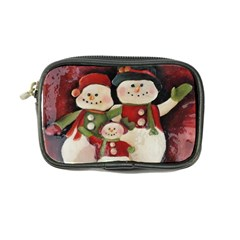 Snowman Family No. 2 Coin Purse