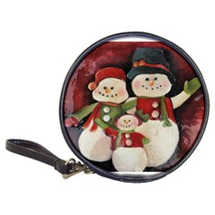 Snowman Family No. 2 Classic 20-CD Wallets