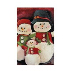 Snowman Family No. 2 Memory Card Reader