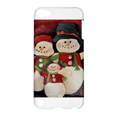 Snowman Family No. 2 Apple iPod Touch 5 Hardshell Case