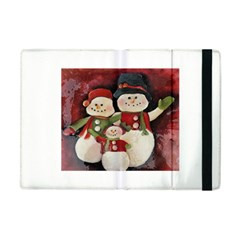 Snowman Family No. 2 Apple iPad Mini Flip Case
