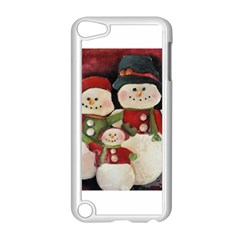 Snowman Family No. 2 Apple iPod Touch 5 Case (White)