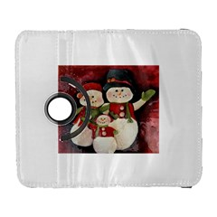 Snowman Family No. 2 Samsung Galaxy S  III Flip 360 Case