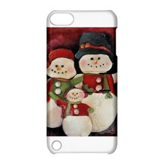 Snowman Family No. 2 Apple iPod Touch 5 Hardshell Case with Stand