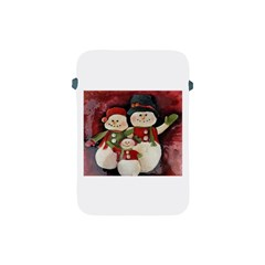 Snowman Family No. 2 Apple iPad Mini Protective Soft Cases