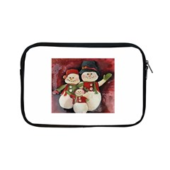 Snowman Family No. 2 Apple iPad Mini Zipper Cases