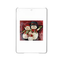 Snowman Family No. 2 iPad Mini 2 Hardshell Cases
