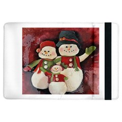 Snowman Family No. 2 iPad Air Flip