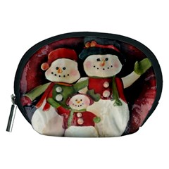 Snowman Family No. 2 Accessory Pouches (Medium)