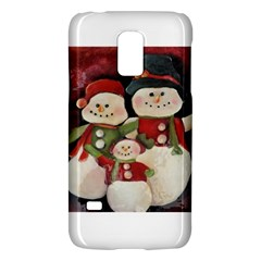 Snowman Family No. 2 Galaxy S5 Mini
