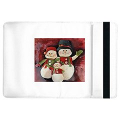 Snowman Family No. 2 iPad Air 2 Flip