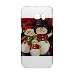 Snowman Family No. 2 Galaxy S6 Edge