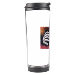 Halloween Bones Travel Tumblers by timelessartoncanvas