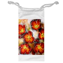 Fall Flowers Jewelry Bags