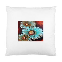 Fall Flowers No  2 Standard Cushion Cases (two Sides)