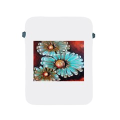 Fall Flowers No  2 Apple Ipad 2/3/4 Protective Soft Cases by timelessartoncanvas