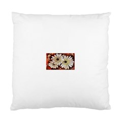 Fall Flowers No  3 Standard Cushion Cases (two Sides)  by timelessartoncanvas