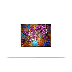 Fall Flowers No  5 Plate Mats by timelessartoncanvas