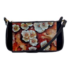 Fall Flowers No  6 Shoulder Clutch Bags by timelessartoncanvas