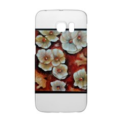 Fall Flowers No  6 Galaxy S6 Edge by timelessartoncanvas