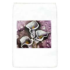 Gala Lilies Flap Covers (s)  by timelessartoncanvas