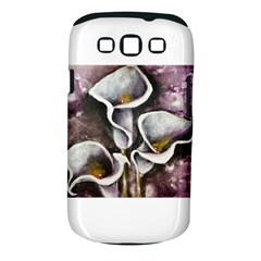 Gala Lilies Samsung Galaxy S Iii Classic Hardshell Case (pc+silicone)
