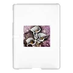 Gala Lilies Samsung Galaxy Tab S (10 5 ) Hardshell Case  by timelessartoncanvas