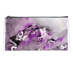 Shades Of Purple Pencil Cases by timelessartoncanvas